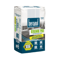 Клей усиленный для плитки BergaufKer PRO
