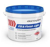 Шпатлевка гот. финишная DANOGIPS  Fill&FinishLight
