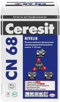 CERESIT CN 6825 наливной самовыравнивающий пол для внутренних работ
