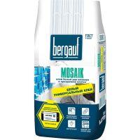 Клей для мрамора и мозаики белый  Bergauf-Mosaik