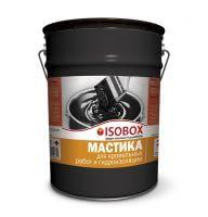 Мастика кровельная гидроизоляционная ISOBOX