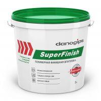 DANOGIPS шпатлевка готовая финишная SuperFinish